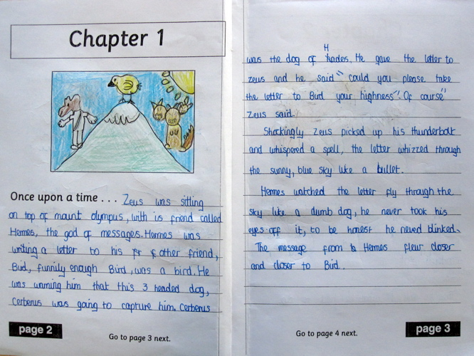 Worksheets Year 5 Work childrens work year 5 y5 myths work